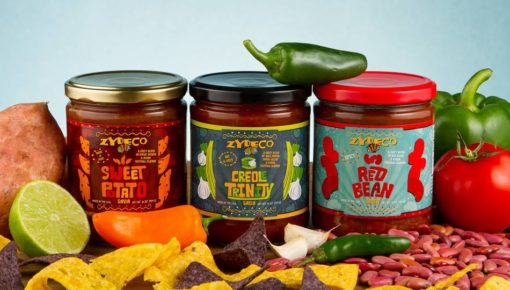 zydeco salsa red bean, creole trinity, sweet potato