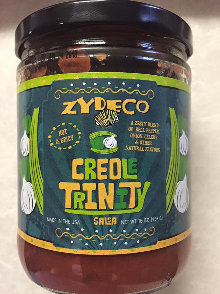creole trinity zydeco salsa